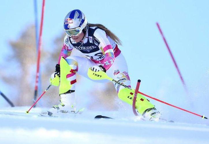 Este 9 y 10 de enero se iba a realizar en Viena la etapa de St. Anton de la Copa del Mundo de esquí alpino femenino, sin embargo ésta no se realizará debido a las malas condiciones del clima. (Foto de contexto tomada de deportesrcn.com)