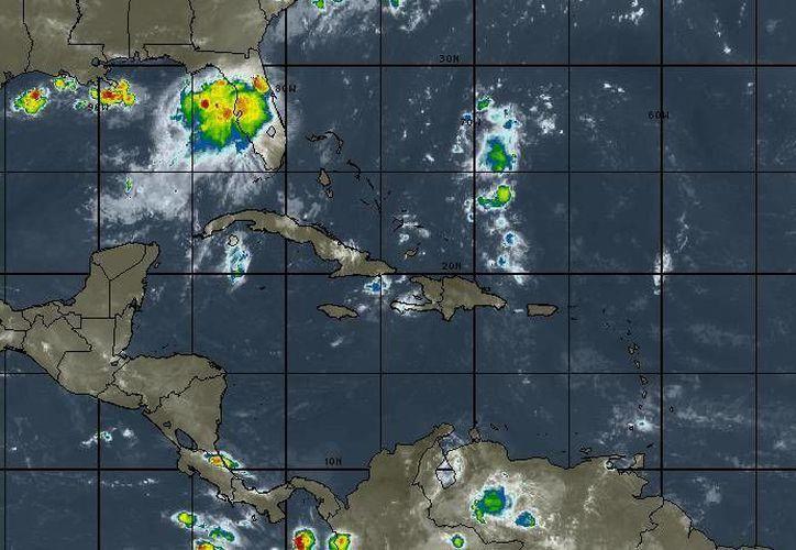 En el Estado se pronostica un 80% de probabilidad de lluvia. (Cortesía/SIPSE)