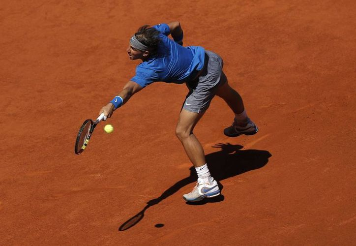 Nadal: he mejorado a medida que avanza el torneo y encontré mi ritmo en la arcilla. (Foto: AP)