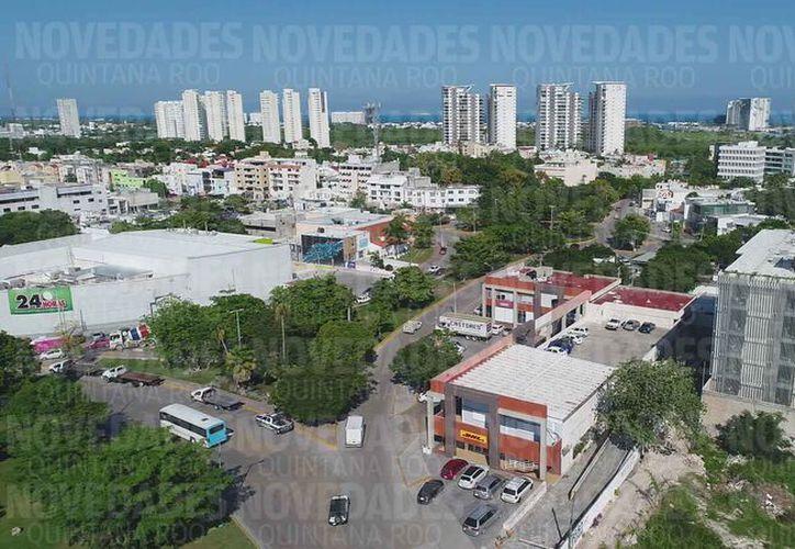 Cancún quedó en primer lugar en el Índice de Competitividad Urbana. (Karim Moisés/SIPSE)