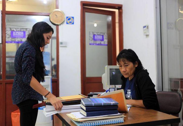 Muchas mujeres se acercan al Instituto Municipal de la Mujer por recomendación de otras usuarias. (SIPSE)