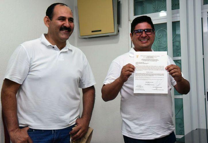 Originalmente se habían registrado cuatro planillas, sin embargo, el Consejo Electoral aprobó a tres. (Joel Zamora/SIPSE)