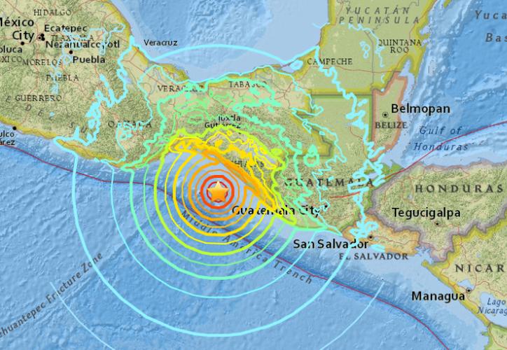 El sismo de 8.2 grados Richter dejó 35 muertos en Chiapas, Tabasco y Oaxaca. (Foto: Internet/Contexto)