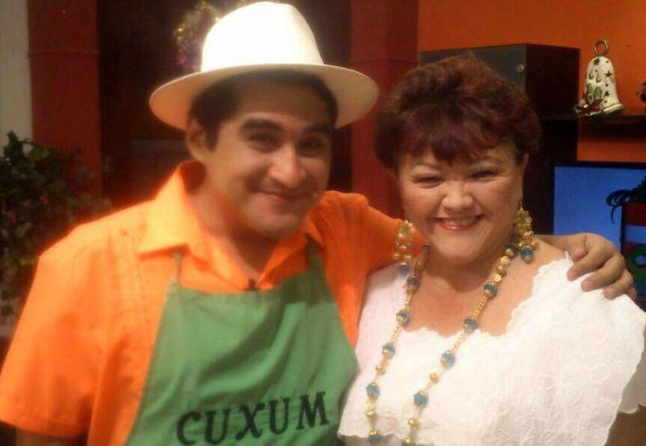 'Cuxum' y 'Balita Balam' trabajaron juntos por más de nueve años. (Milenio Novedades)