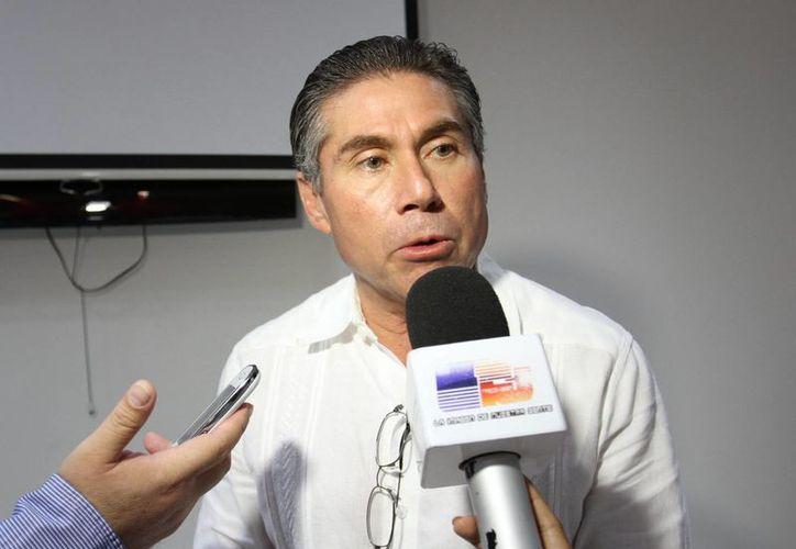Salvatore Cascio,  presidente del Colegio de Contadores Públicos de Yucatán, resaltó las facilidades ofrecidas a contribuyentes locales. (Milenio Novedades)