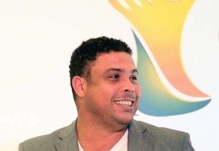 Ronaldo Nazário es uno de los encargados de la organización del Mundial 2014. (Agencias/Archivo)