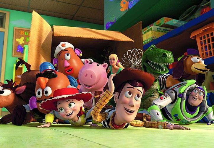 La cuarta entrega de Toy Story incluirá personajes de la primer película. (Disney)