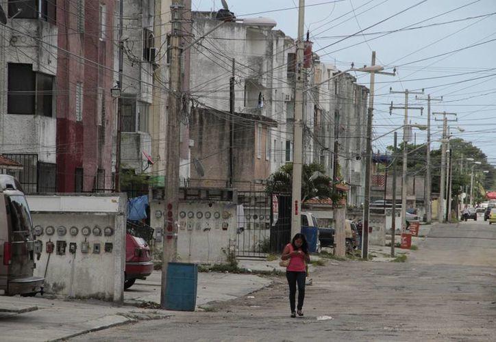 De las 269 regiones y supermanzanas que hay en Cancún, 210 lograron conformar su comité vecinal. (Tomás Álvarez/SIPSE)