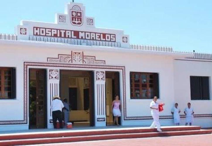 Los hospitales brindarán atención médica a través de la coordinación interinstitucional. (Harold Alcocer/SIPSE)