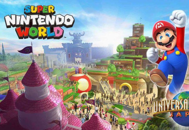 """El estreno de """"Super Nintendo World"""" está programado para 2020. (Foto: Contexto/Internet)"""