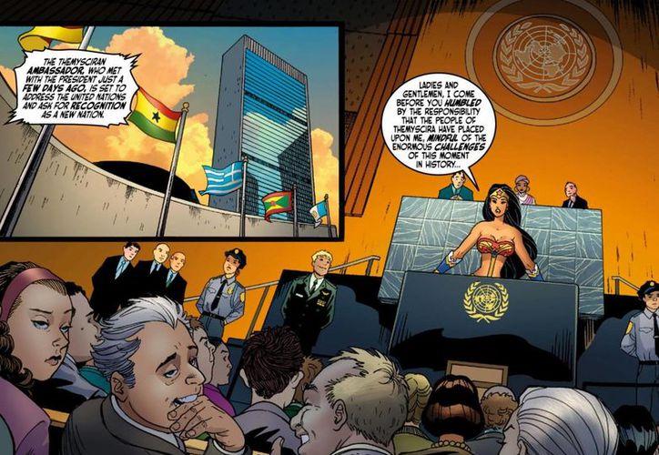 La Mujer Maravilla recibirá el nombramiento como embajadora honoraria de la ONU el próximo 21 de octubre. (imgur.com)