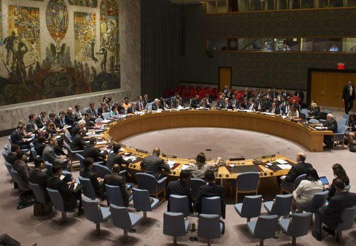 Aspecto de la reunión de urgencia del Consejo de Seguridad de la ONU, pedida por Jordania, para tratar el conflicto israelí-palestino, este 29 de octubre de 2014. (Foto: AP)