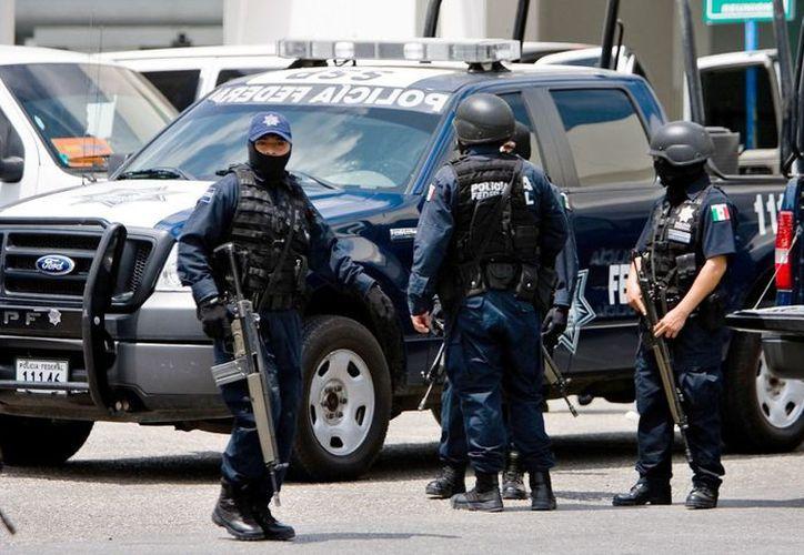 Elementos del Ejército Mexicano y de la Policía de Guerrero rescataron a 13 personas que se encontraban secuestradas. (Voces del Periodista).