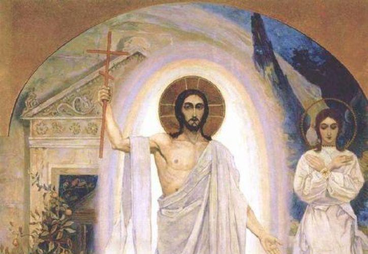 La victoria que Cristo nos trae con la Resurrección, se debe reflejar en la victoria de Cristo cada día en el propio corazón. (pddm.org)