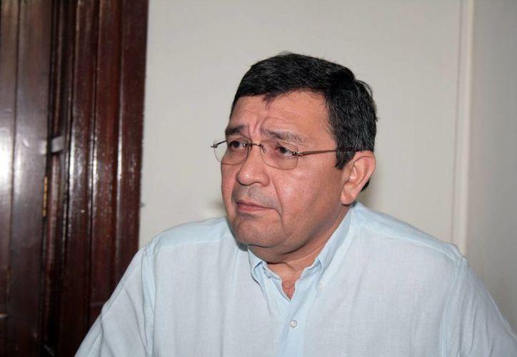 Fernando Bolio, exconsejero presidente del Ipepac, considera que se afectarán las elecciones locales. (Milenio Novedades)