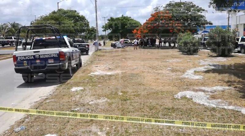 Detienen a presunto líder del cártel del Golfo en Cancún