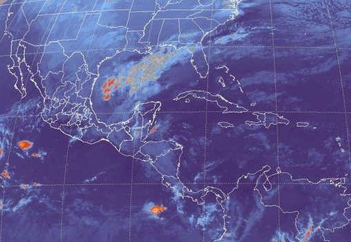 Persistirá entrada de aire marítimo tropical con poco contenido de humedad hacia el estado y se prevé nubosidad moderada. (Redacción/SIPSE)
