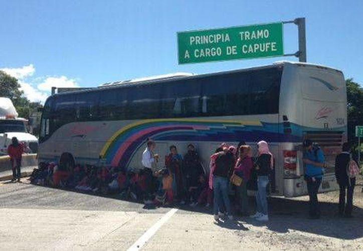 Los puntos bloqueados donde se registra mayor conflicto están en Acapulco y Chilpancingo. (Milenio)