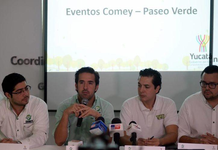 Pablo Gamboa Miner indicó que desean la participación de las empresas más reconocidas de Yucatán. (Luis Pérez/SIPSE)