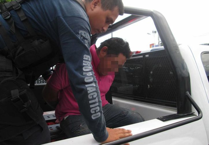 """El """"Jimmy"""" regresó a las calles de Cozumel tras haber pagado el monto estipulado para su libertad bajo caución.  (Redacción/SIPSE)"""