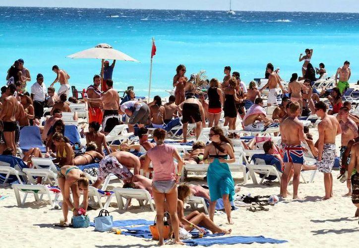 Realizarán reuniones con touroperadores para traer más turismo al Caribe mexicano.  (Redacción)