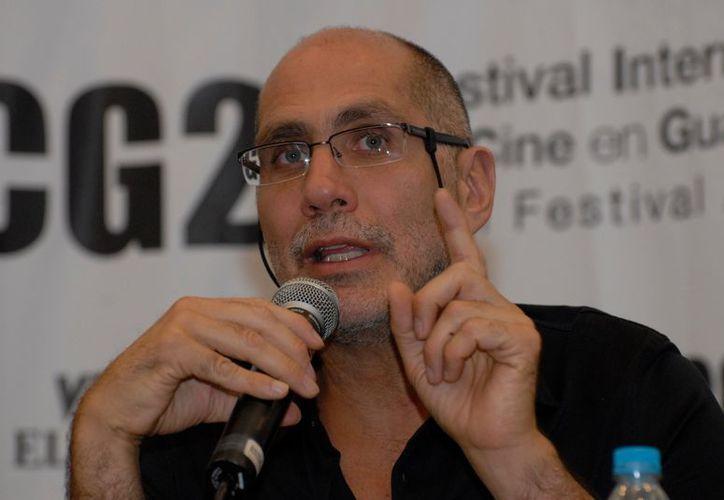 El cineasta Guillermo Arriaga dijo que en dos semanas estrenará su nueva película, (commons.wikimedia.org)