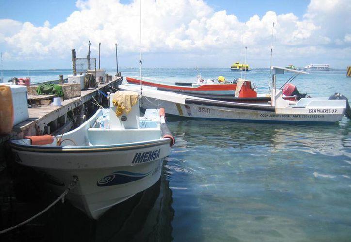 Alrededor de 80 pescadores ingresaron su documentación al programa federal. (Lanrry Parra/SIPSE)