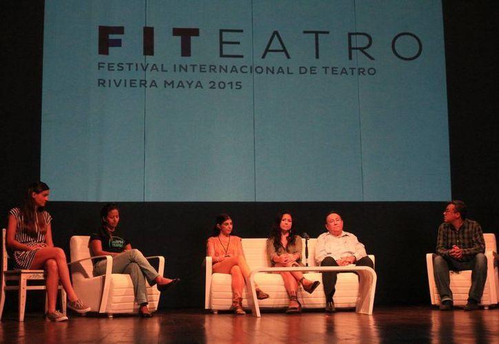 Del 5 al 11 de octubre se realizará el FITeatro en Playa del Carmen. (Adrián Barreto/SIPSE)