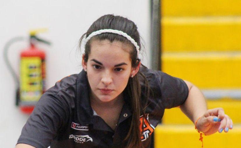 Gladys Blanqueto Cárdenas será una de las que represente a Yucatán en la competencia. (Foto: Cortesía)