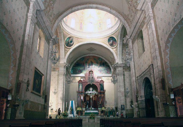 Este domingo es de Pentecostés. Imagen utilizada con fines ilustrativos. (José Acosta/SIPSE)
