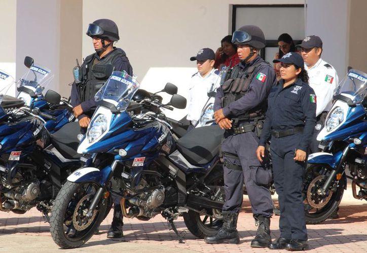 El C-5 contempla el monitoreo de las principales avenidas y lugares de convivencia en todos los municipios del estado, a través de una videovigilancia interconectada. (Adrián Barreto/SIPSE)