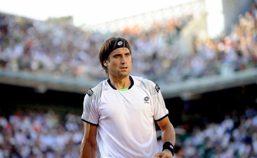 Ferrer disputará el domingo su primera final de un Grand Slam. (EFE)