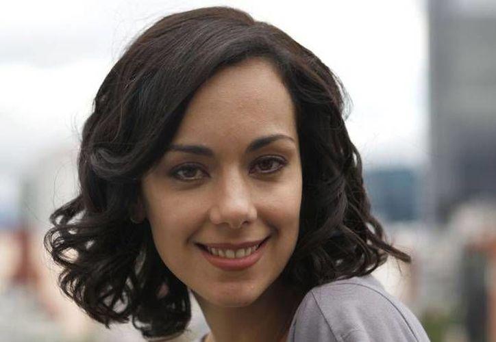 Gabriela de la Garza, quien personifica a la periodista colombiana Diana Turbay en 'Narcos', afirmó que se sintió muy cómoda al trabajar en la producción estadounidense. (Associated Press)