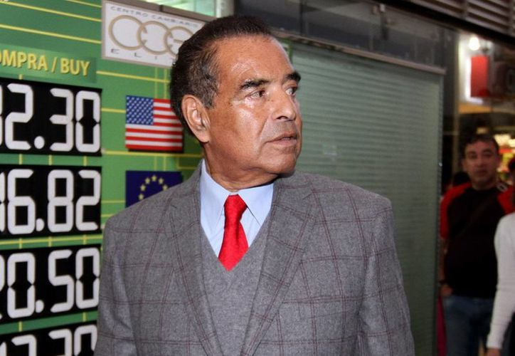 El ahora extitular de la Profeco, Humberto Benítez Treviño. (Archivo/Notimex)