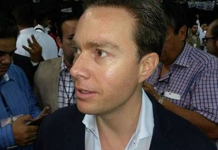Manuel Velasco, gobernador de Chiapas, deseó éxito a la gestión de Jaime Rodríguez Calderón como titular del Ejecutivo neoleonés. (Milenio)