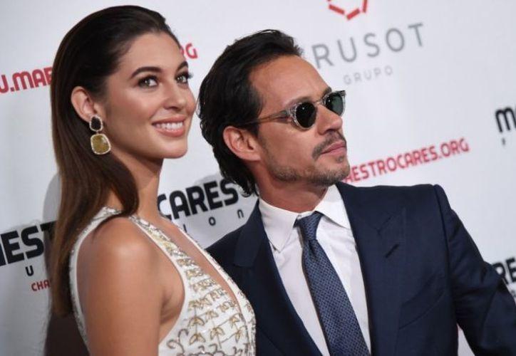 La modelo dominicana Mariana Downing, de 21 años de edad, es la nueva novia de Mark Anthony. (Hola.com)
