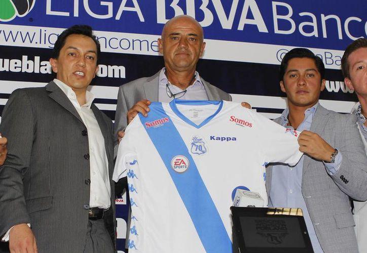 Según el presidente del Puebla, existe un 90 % de probabilidades de que 'Chelís' siga como entrenador del equipo. (Foto de archivo de Notimex)