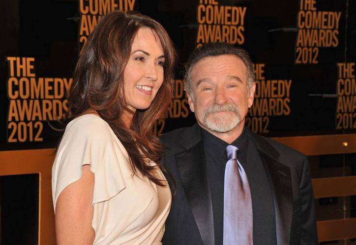 Un medio acusa a Susan Schneider, tercera esposa de Robin Williams, de haber propiciado su suicidio. (ibtimes.co.uk)