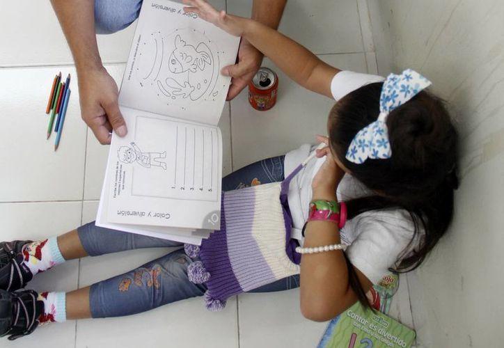 Detectar a tiempo el trastorno facilita la sociabilización de los niños. (Milenio Novedades)