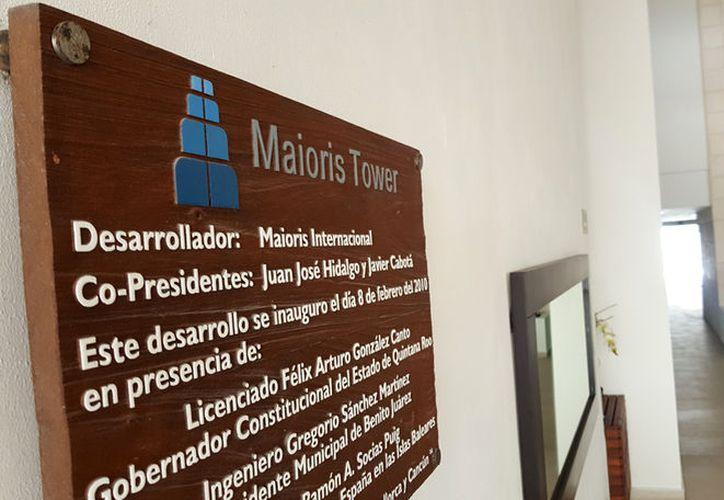 El representante legal de Maioris dijo que fueron admitidas seis demandas ante juzgados. (Jesús Tijerina/SIPSE)