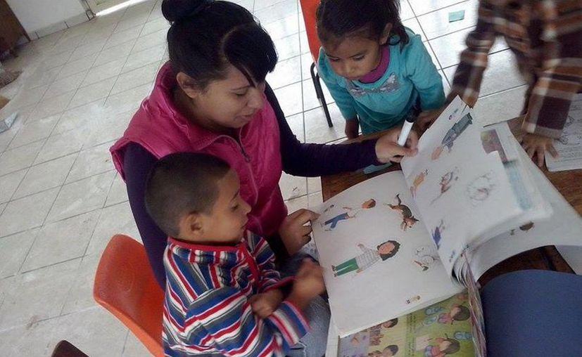 Hay 838,212 mexicanos con discapacidad en edad escolar, pero apenas 378,863 asisten a la escuela. (Foto de contexto de Notimex)