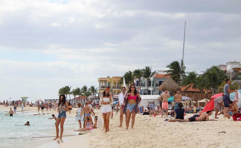 Playa del Carmen forma parte de los 25 sitios más populares del mundo, galardonados en los Travellers' Choice. (Foto: Contexto)