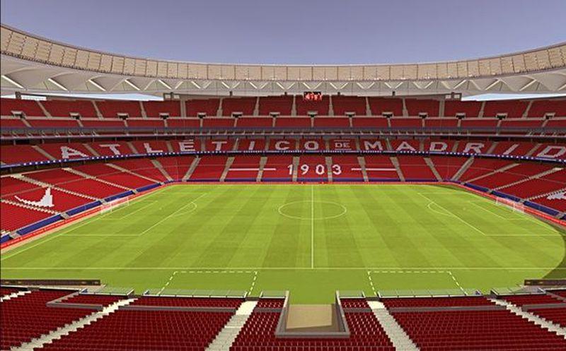 Así lucirá su impresionante estadio (VÍDEO) — Atlético de Madrid
