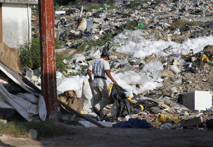 Autoridades del Ayuntamiento capitalino admitieron que no tienen la capacidad para construir otro relleno sanitario. (Harold Alcocer/SIPSE)