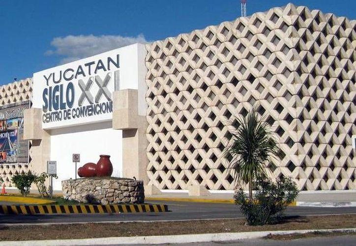 En 2017, el Centro de Convenciones Yucatán Siglo XXI cumplirá dos décadas, por lo que su prestigió ha sido reconocido a nivel internacional. (Archivo/ Milenio Novedades)
