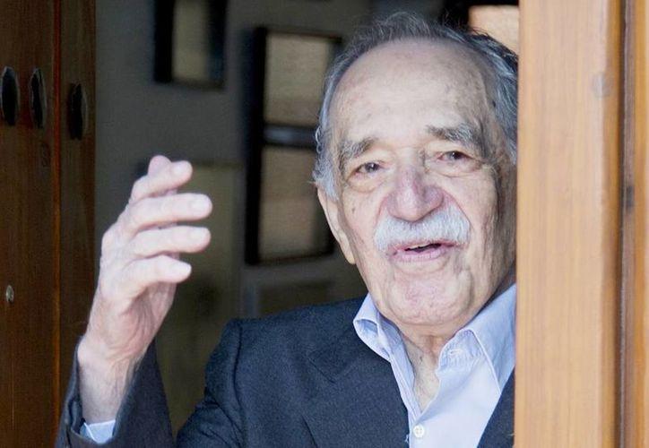 García Márquez falleció  ayer a los 87 años de edad. (Notimex/Archivo)