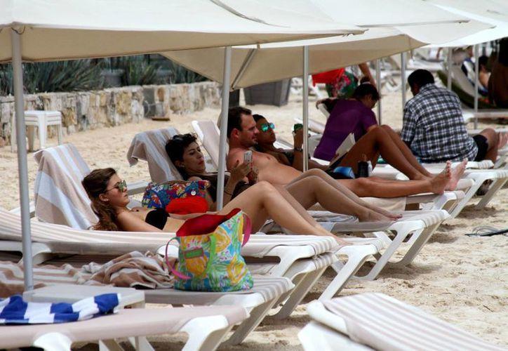 El Reglamento de Turismo normará las actividades de los prestadores de servicios dirigidos a los visitantes.  (María Mauricio/SIPSE