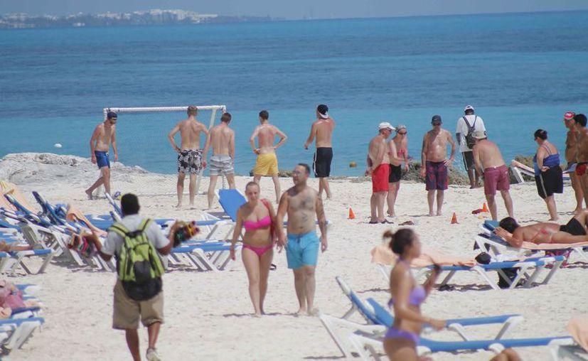 El principal emisor de turistas es Estados Unidos. (Redacción)