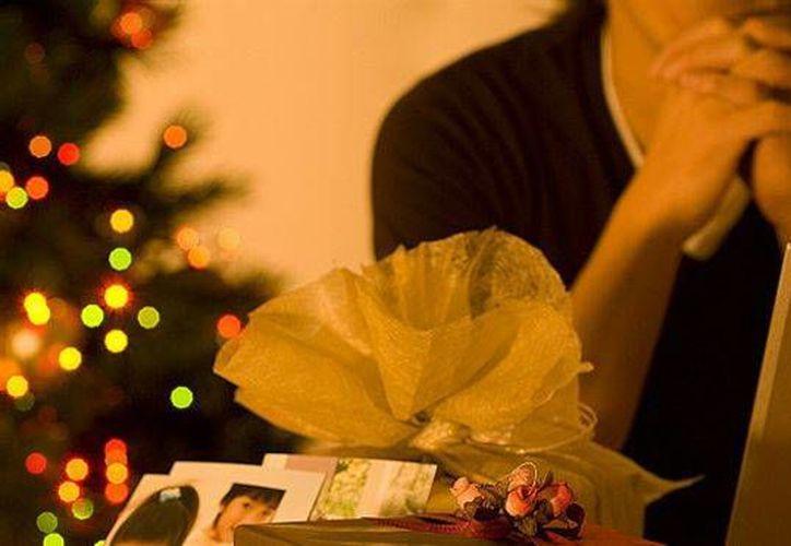 Las luces navideñas pueden alentar la velocidad de conexión de WiFi. (BBCMundo)