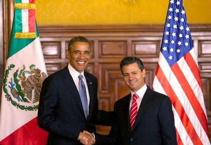 Aunque los presidentes Barack Obama y Enrique Peña Nieto dieron énfasis a otros temas, no pudieron dejar fuera el de seguridad, señalan expertos. (Facebook oficial)